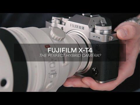 Fujifilm X-T4 – den perfekta hybridkameran?