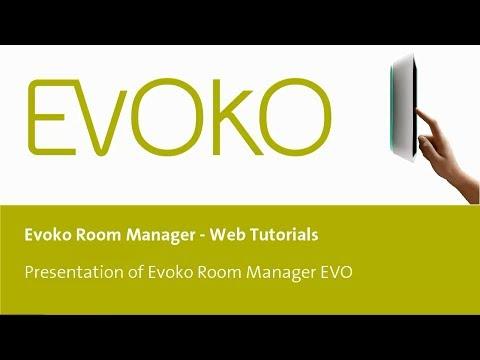 Evoko Room Manager EVO - short summary
