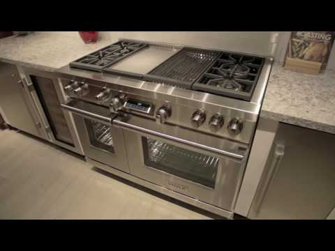 Sub-Zero Wolf - The Living Kitchen At Abt Electronics