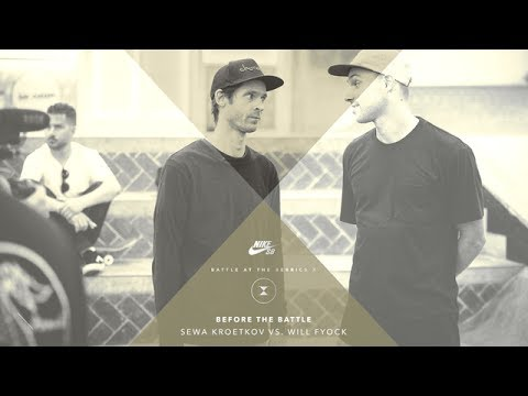 BATB X | Before The Battle - Sewa Kroetkov vs. Will Fyock