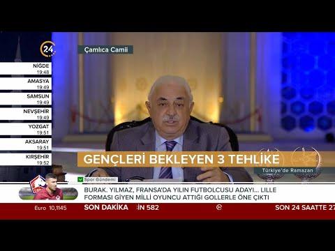 Türkiye'de Ramazan – 11 05 2021