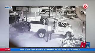 Investigan presunto abuso policial en Heredia