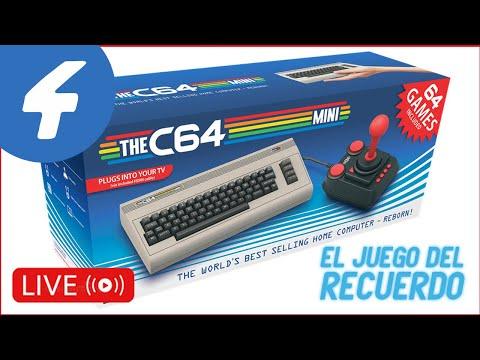 Commodore Mini Games ( DIA 4)