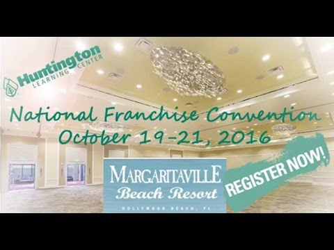 You're Invited to the 2016 National Franchise