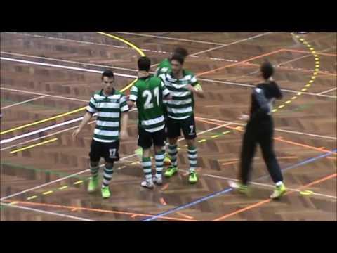 16/17 Golos Jornada 13 - Campeonato Nacional Sub20 - SCP 7 vs Burinhosa 1