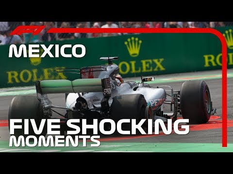 5 Shocking Moments From The Mexican Grand Prix