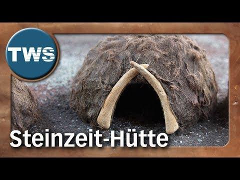 Atelier: Steinzeit-Hütte / stone age hut (Tabletop-Gelände, TWS)