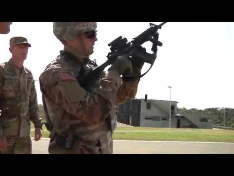 DFN: Soldiers compete for Best Warrior title, UNITED STATES, 02.16.2018