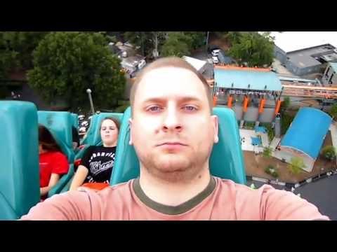 Twardziel w rollercoasterze