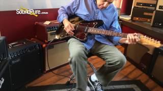 Suhr Classic JM Pro Black Electric Guitar #JS4R9X Quick 'n Dirty