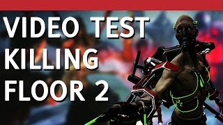 Vidéo-Test : KILLING FLOOR 2 : DES ZOMBIES PARTOUT !