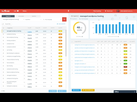How to Perform Keyword Research and Competitive Reviews with KW Finder