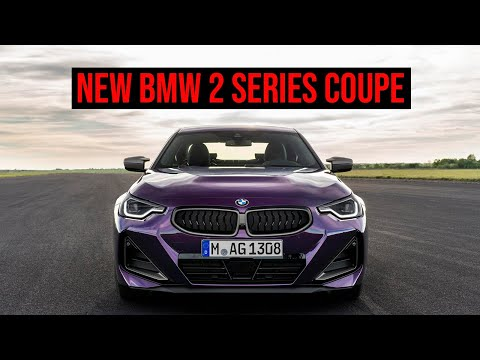 2022 BMW 2 Series Coupe | Drifting And Acceleration