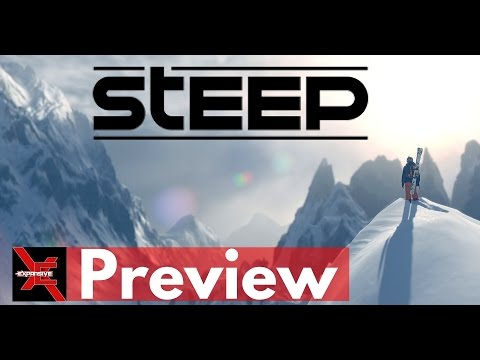 Steep Open Beta Preview l Expansive