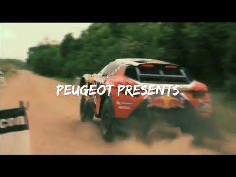 Peugeot 2008 DKR   Victory Dakar 2016