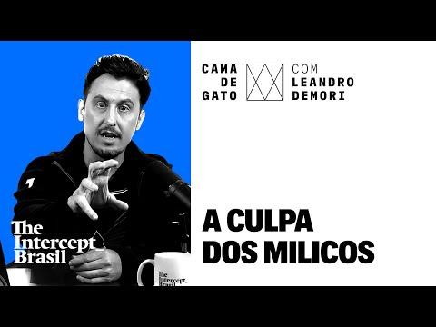 "Leandro Demori: ""Fracasso na pandemia é responsabilidade dos militares"" | CAMA DE GATO"