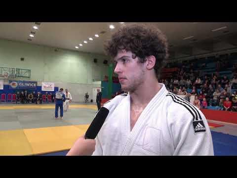 Działo się! Gliwicki judoka pokonał medalistę mistrzostw świata