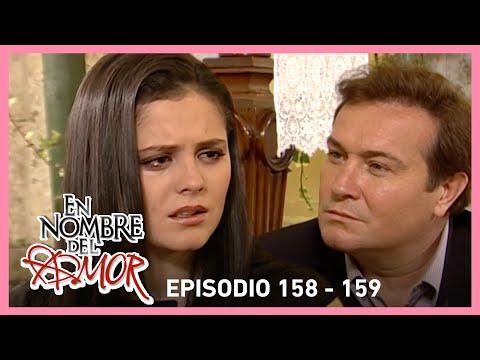 En nombre del amor: ¡Paloma descubre que Cristobal es su padre! | C-158 y 159 | Tlnovelas