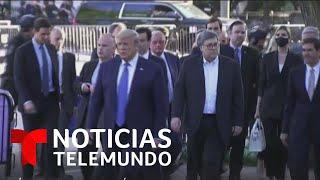 Tensión entre el presidente Trump y líderes republicanos | Noticias Telemundo