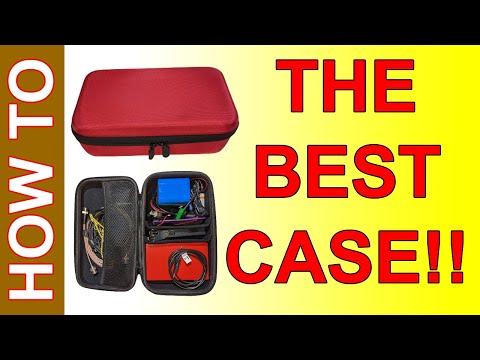 Ham Radio Hard Shell Case - Best Case for the MTR4B