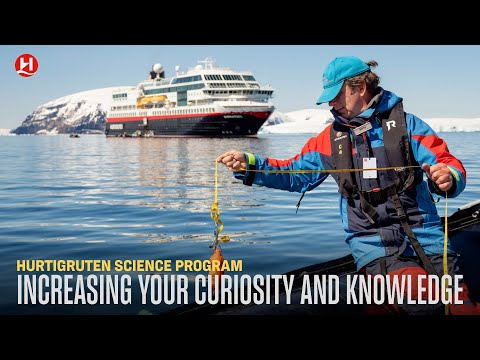 Hurtigruten Webinar | Increasing your curiosity and knowledge