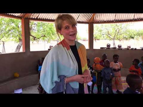 Barnfonden i Burkina Faso