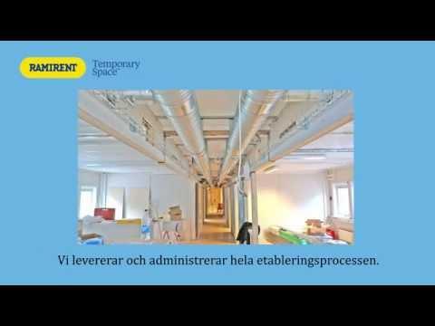 Ramirent Temporary Space - Östervåla vårdcentral