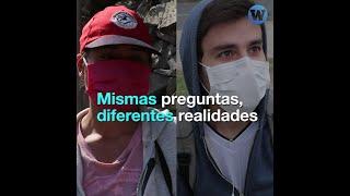 ¿Cómo se vive la cuarentena en una de las ciudades más desiguales de Latinoamérica