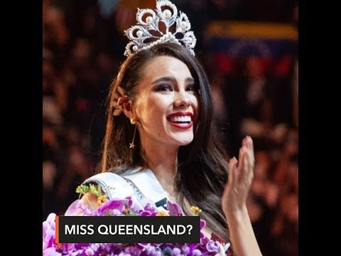 'Miss Queensland:' How Australian media is reporting Catriona Gray's victory