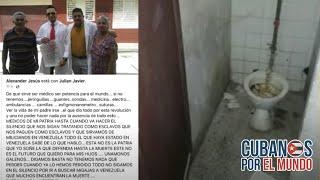 Médico cubano desde Cuba: