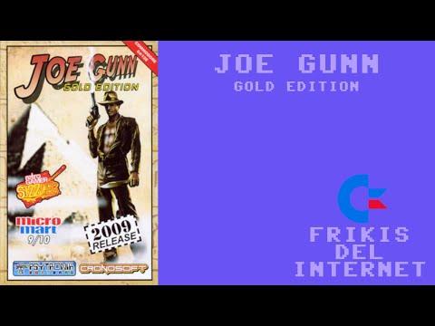 Joe Gunn (gold edition) (c64) - Walkthrough comentado (RTA)