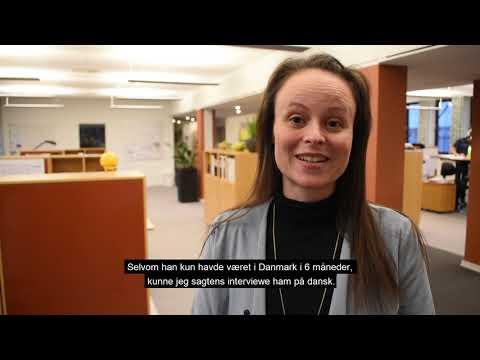 Julehilsen fra Cabi med Gitte Ronald Thomsen