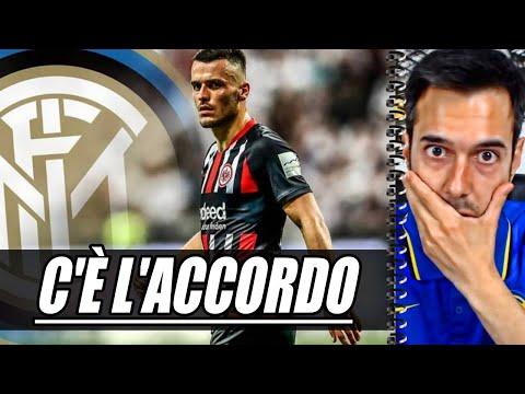 WOW  C'È L'ACCORDO CON UN ESTERNO SINISTRO FORTE FORTE  Calciomercato Inter
