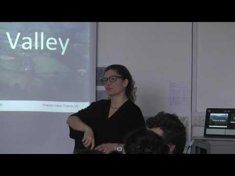 Kingston University - Urbanization+ Presentation -  Helena Rivera