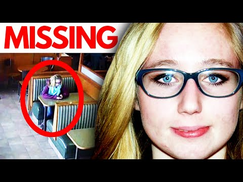 CCTV Footage Reveals Missing Girl's Final Bizarre Moments Before Vanishing | Missing Persons Case