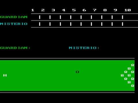 Bowling Champ!! (COMPUTE!) (MS-DOS) [1984] [PC Longplay]