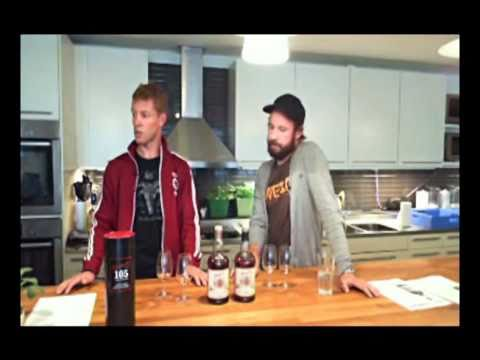 GlenFarclas och In Flames Whisky del 4.wmv