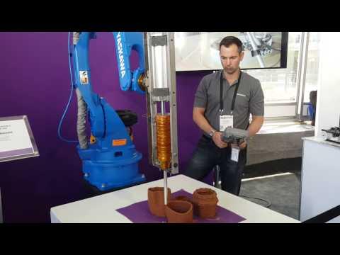 3D Printing with Yaskawa Robot
