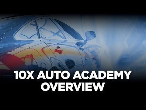 10X Auto Academy Overview Dec. 17-18, 2019 photo