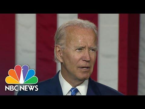 Biden Facing Setbacks Battling Climate Change | NBC News NOW