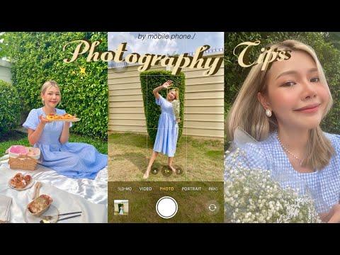 HOW-TO-ถ่ายรูปด้วยโทรศัพท์มือถ