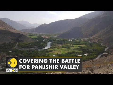 Taliban takes over the entry and exit points of Panjshir Valley | Afghanistan News