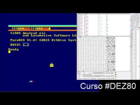 """CURSO """"Dominando Ensamblador z80 (DEZ80)"""" Fran Gallego (UA)"""