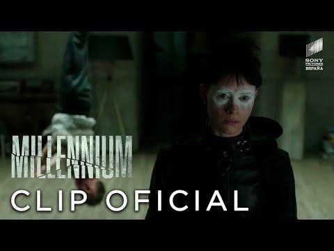 MILLENNIUM: LO QUE NO TE MATA TE HACE MÁS FUERTE. En cines 9 de noviembre.