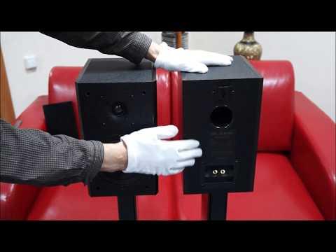 Aleks Audio ID-70 Black обзор полочной акустической системы