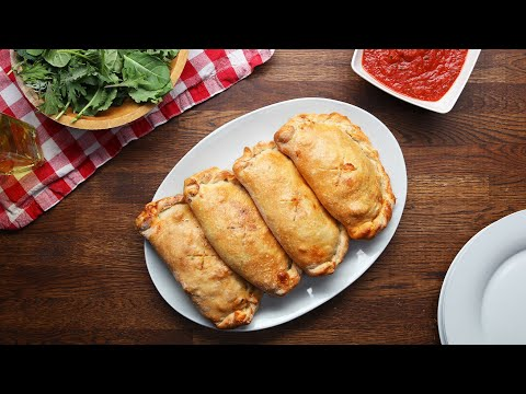 Classic Meat Lover's Calzone