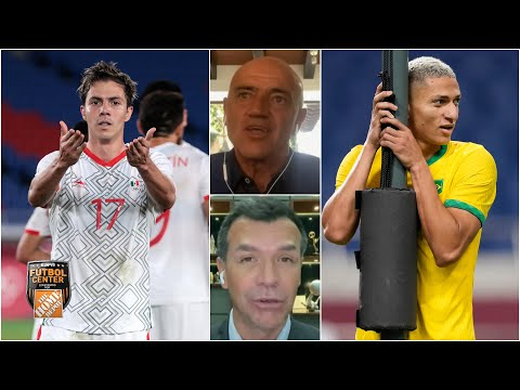 MÉXICO METE MIEDO en los Juegos Olímpicos Tokio 2020. Brasil se preocupa por el Tri | Futbol Center