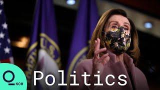Pelosi Rejects Critics Who Say Impeachment Weakens Biden's Unity Message