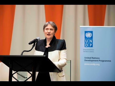 UNDP Administrator Helen Clark's Speech to the Executive Board - Jan 2017