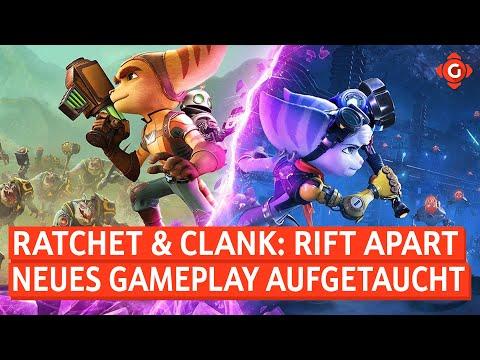 Ratchet & Clank: Rift Apart: Neues Gameplay! S.T.A.L.K.E.R. 2: Bleibt Xbox-Exklusiv! | GW-NEWS